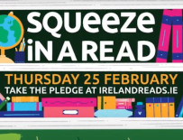 New campaign to get Ireland reading during Covid